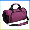 Trendy stylish foldable shoulder bag durable nylon leisure sports bag