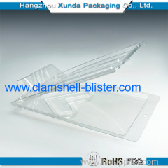 Hardware's Or Electronic Double Plastic Blister Packaging