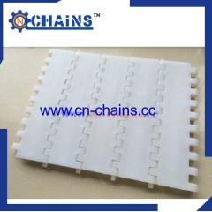 flat top modular belt conveyor 2'' pitch