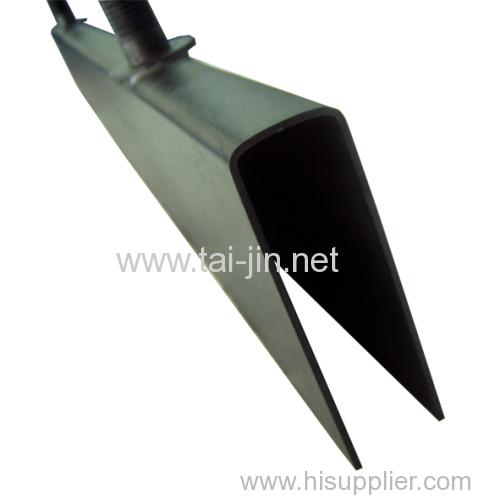 Ru/Ir Coating Titanium Anodefor Swimming pool disinfection equipment