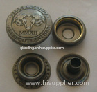 fashion jeans button of factory to buyer for garment