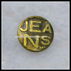 New product Casual metal jean button, garment accessories, sewing accessories wholesale