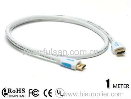 HDMI Cable Male to Male V1.4 4K Support 3D Ethernet Audio Return