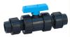 PP compression valve with pressure 1.6MPa