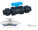 PP compression valve with pressure 1.6MPa