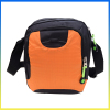 Hot selling small portable travel satchel promotional message bag