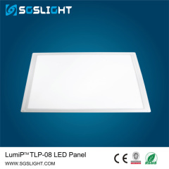 Ultra slim 600x600mm recessed led ceiling panel