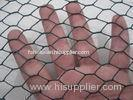Green Low Carbon Steel Chicken Wire Mesh Fencing Electric Poultry Netting