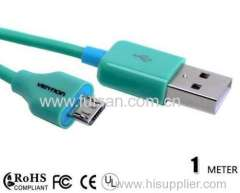 Micro USB 2.0 Cable for Samsung Cellphone Tablet PC