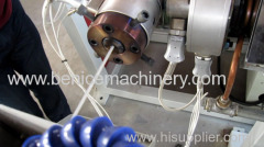PE bar extrusion machine