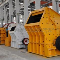 High efficiency Raw Material impact crusher