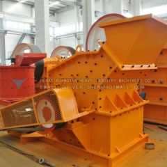Simple Structure of fine impact Crusher