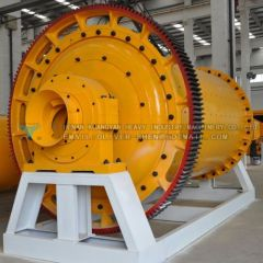 Energy-Saving Ball Mill with ISO9001 and CCC Certification