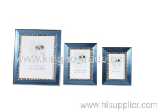 Blue PS Photo Frame With Stand