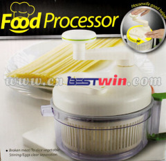 new food Processor as seen on tv