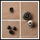 High quality customized metal jeans button wholesale price