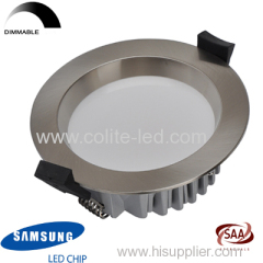 13W SAA APPROVED LED DOWN LIGHT