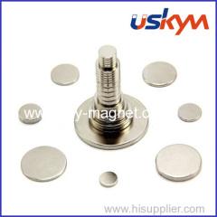 Disc Ndfeb Magnets/China Disc Ndfeb Magnets/Disc Strong Ndfeb Magnets