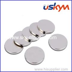 Disc Ndfeb Magnets/Disc Ndfeb Magnets/China Disc Ndfeb Magnets/Disc Sintered Ndfeb Magnets