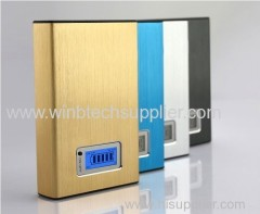 8800mha power bank with torch for mobile phone 5200mha for option power bank with torch 5200mah