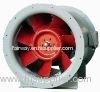 Mixed flow vetilating fan ventilator