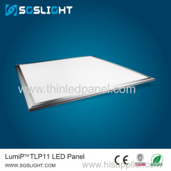 Indoor 80LPW 40w recessed panel light