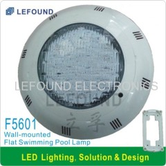 SGS CE approved surface wall-mounted led swimming pool light