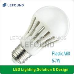 CE CB approval E27 LED global bulb light lamp 600027