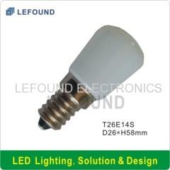 CB/CE approved T26 E14 LED mini bulb