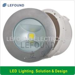 stainless led swimming pool light