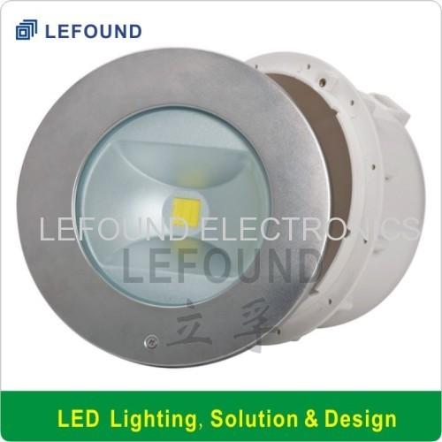 stainless led swimming pool light