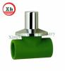 plumbing polypropylene brass universal nipple coupling