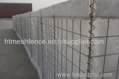 Heavy Zinc-coating Welded Hesco Container Barrier Hesco Military Barrier