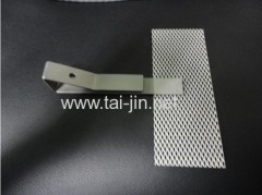 Platinized Titanium Anode from China Titanium Base