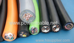 neoprene cable rubber cable