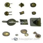 2014 new silver alloy rivet
