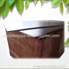 supplier of best quality 15mm film faced plywood