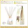 TOP popular 50ml reed diffuser with scented clay, aromatic diffuser with glass bottle, home fragrance from manufacture