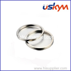 China Ring Ndfeb Magnets/Permanent Ring Magnets/Rare Earth Ring Magnets
