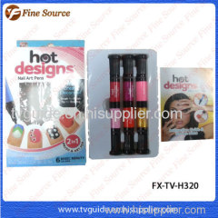 New hot designs Nail Art Pens beautiful convinient