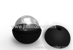 Silicone Ice sphere ball mold