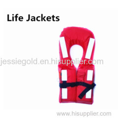 Life Jackets life saving products
