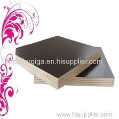 GIGA 18MM film faced shuttering plywood