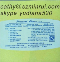 Supply custom printed Self Adhesive Labelsfor products