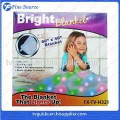 Bright Light Blanket comfortable
