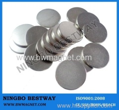 D10*1MM Disc Magnet with Adhesive