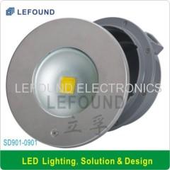 Stainless LED Swimming pool light lamp ING195