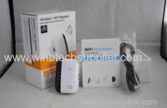 Wireless-N Wifi Repeater 802.11N/G/B Network Router Range Expander Signal Booster 300Mbps computer networking wireless r