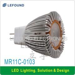 CE CB approval MR11 G4 LED Spot light bulb 363304