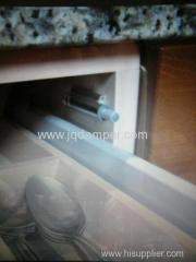 Cupboard damper of drawer